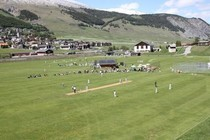Swiss Junior Cricket Festival in Zuoz
