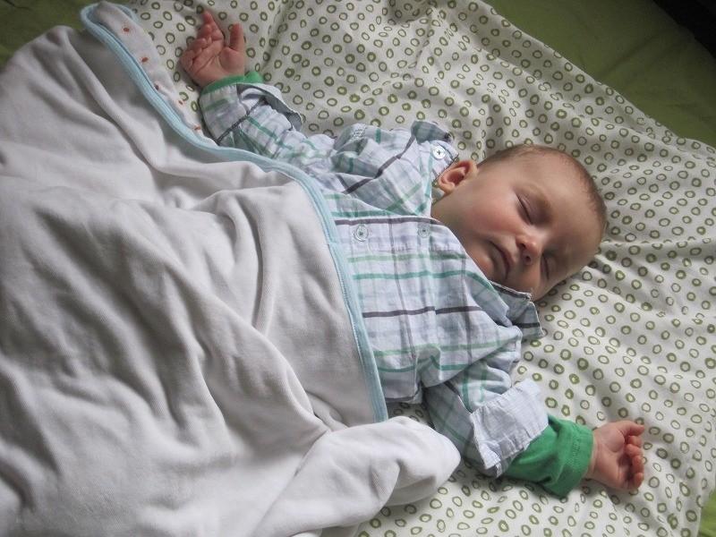 今日からディエゴとサンドラのお家に泊めてもらいます。3月に産まれたばかりのフェデリコーーー