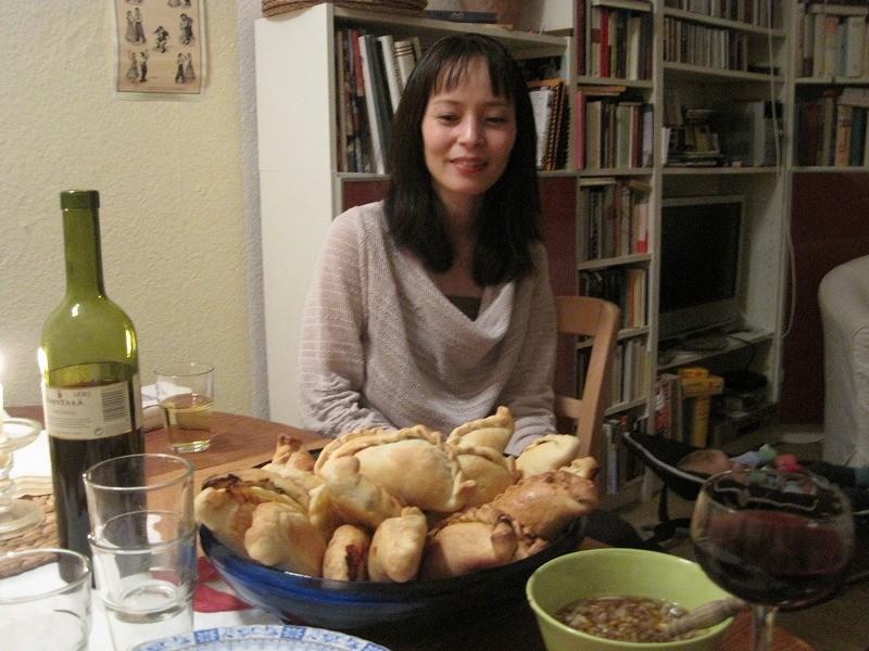 彩子さん、お美しい方です。
