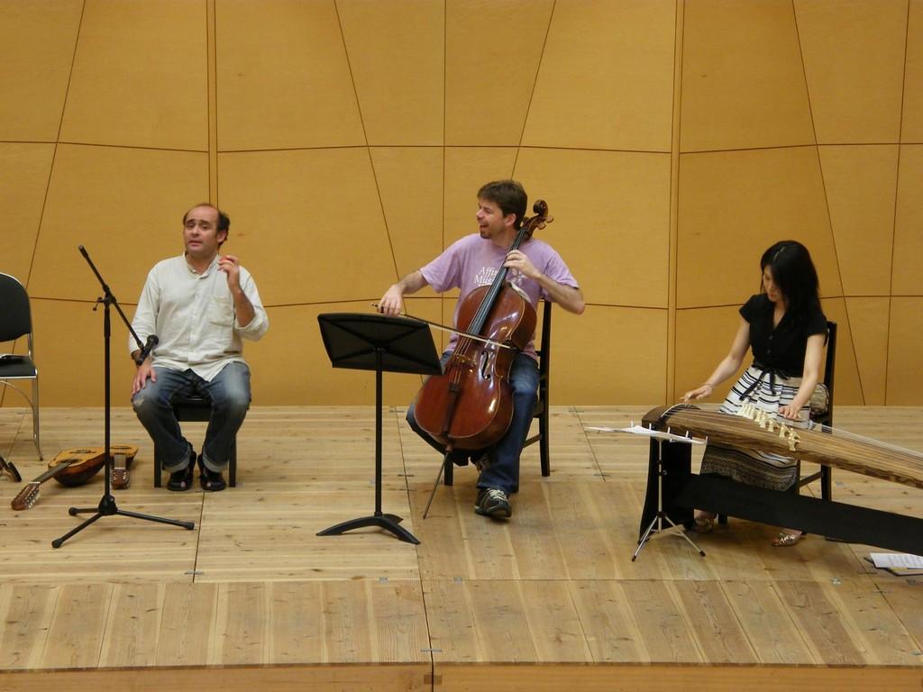 Martin Stanzeleit (cello)