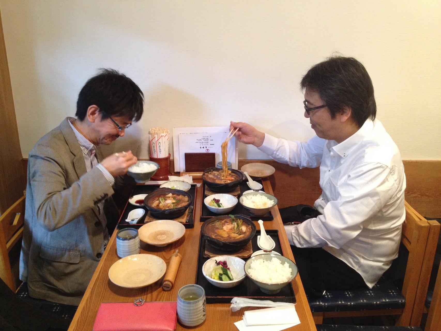 お気に入りのPhoto^^CUGリーダーテナーテナーサックスの小濱安浩さん(右)とアルトサックスの池田篤さん(左)