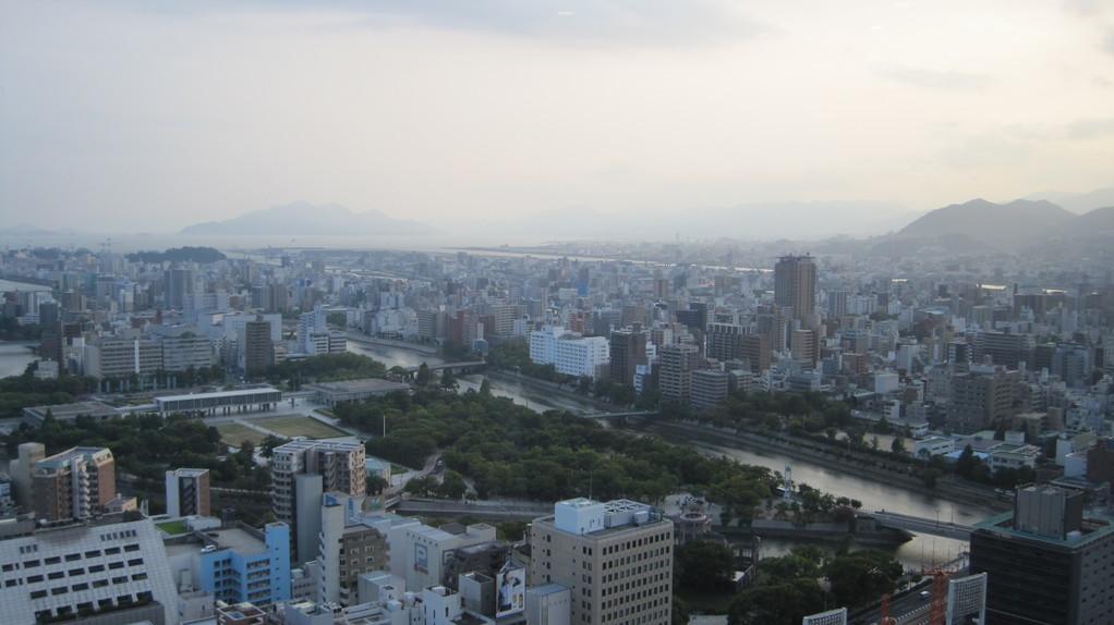 32階からの風景
