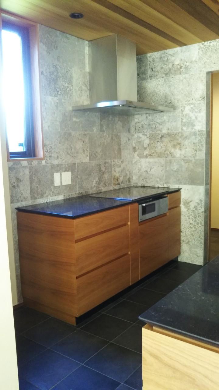 オーダーキッチン キッチン収納 木製家具