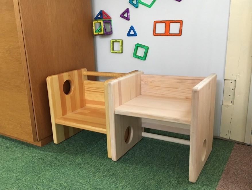こどもいす 子供用の家具 木製