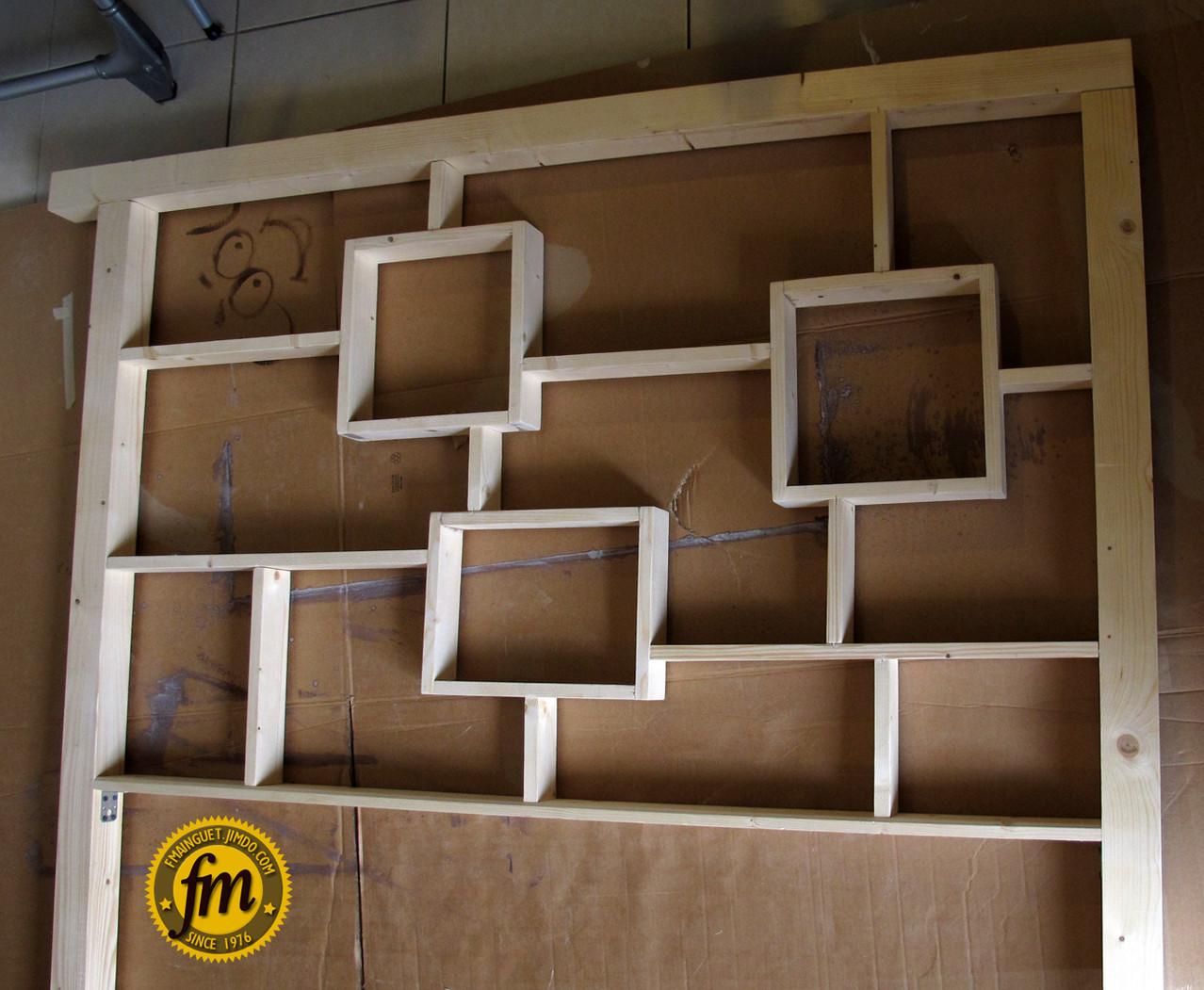 cloison tv sur mesure site de fr d ric mainguet. Black Bedroom Furniture Sets. Home Design Ideas