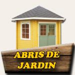 cabane de jardin d'angle