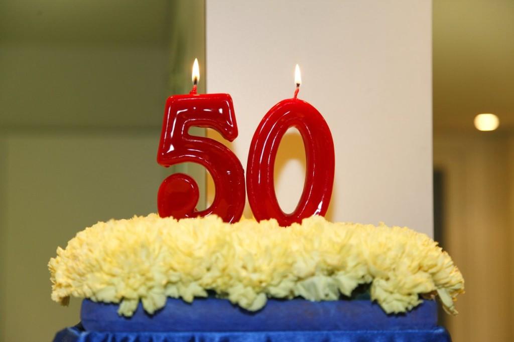 Espelmes de l'aniversari