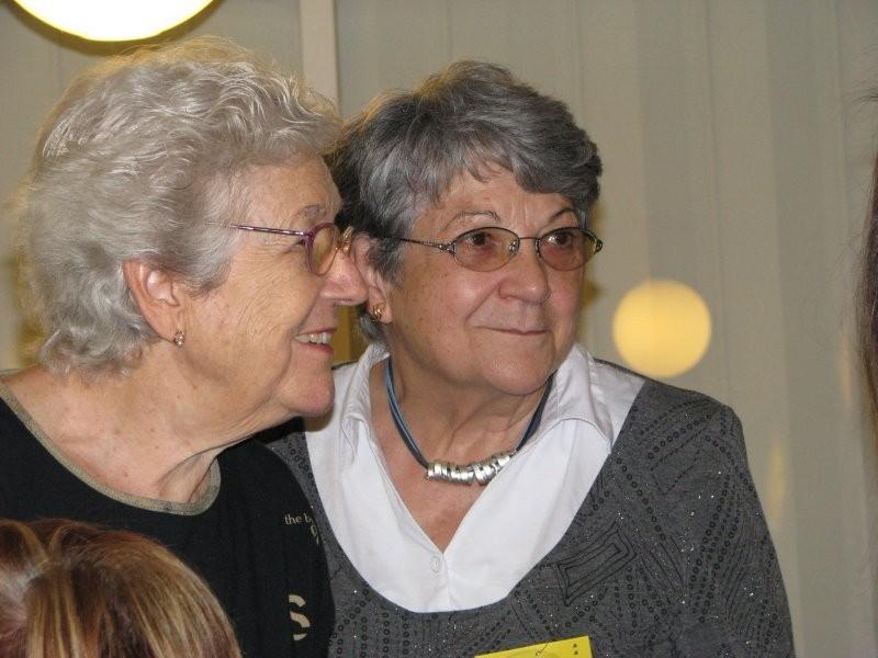 Ana Roca i Rosa Arnalot