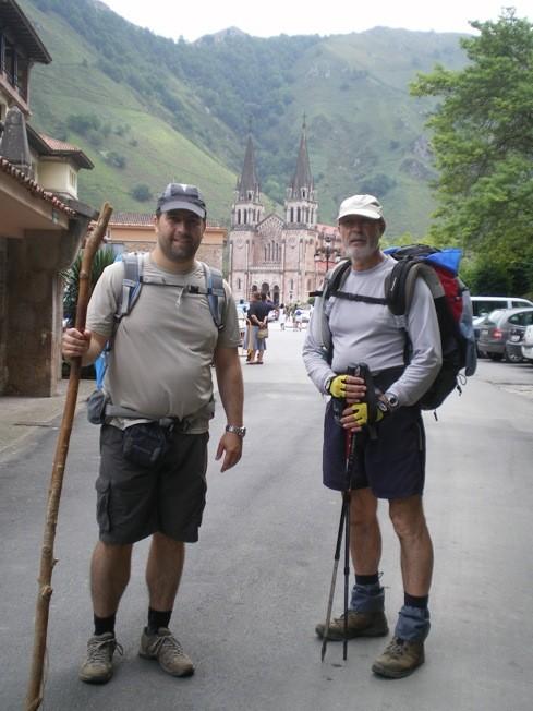 Fi d'etapa: Hem arribat a Covadonga!