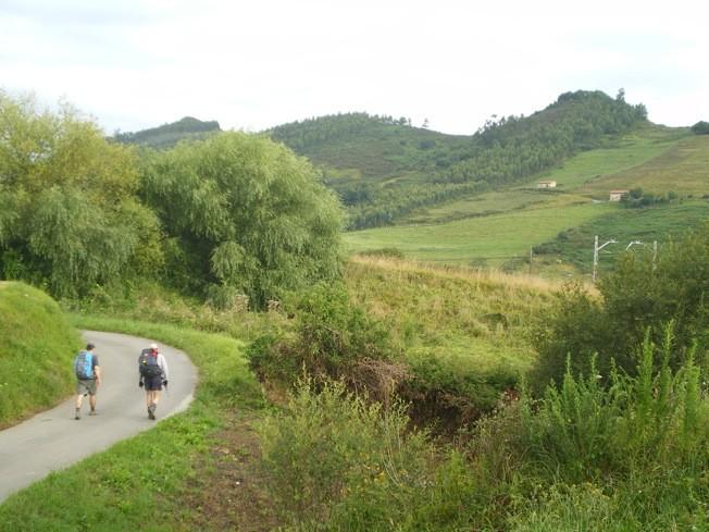 Que verda és Cantabria!