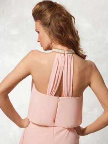Rückenausschnitt