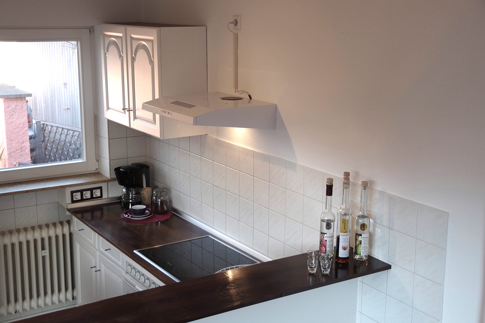 Holiday apartments on Lake Constance: Familienhafen - Kitchen