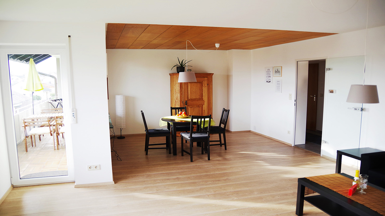 Holiday apartments on Lake Constance: Weitblick - Dining Room