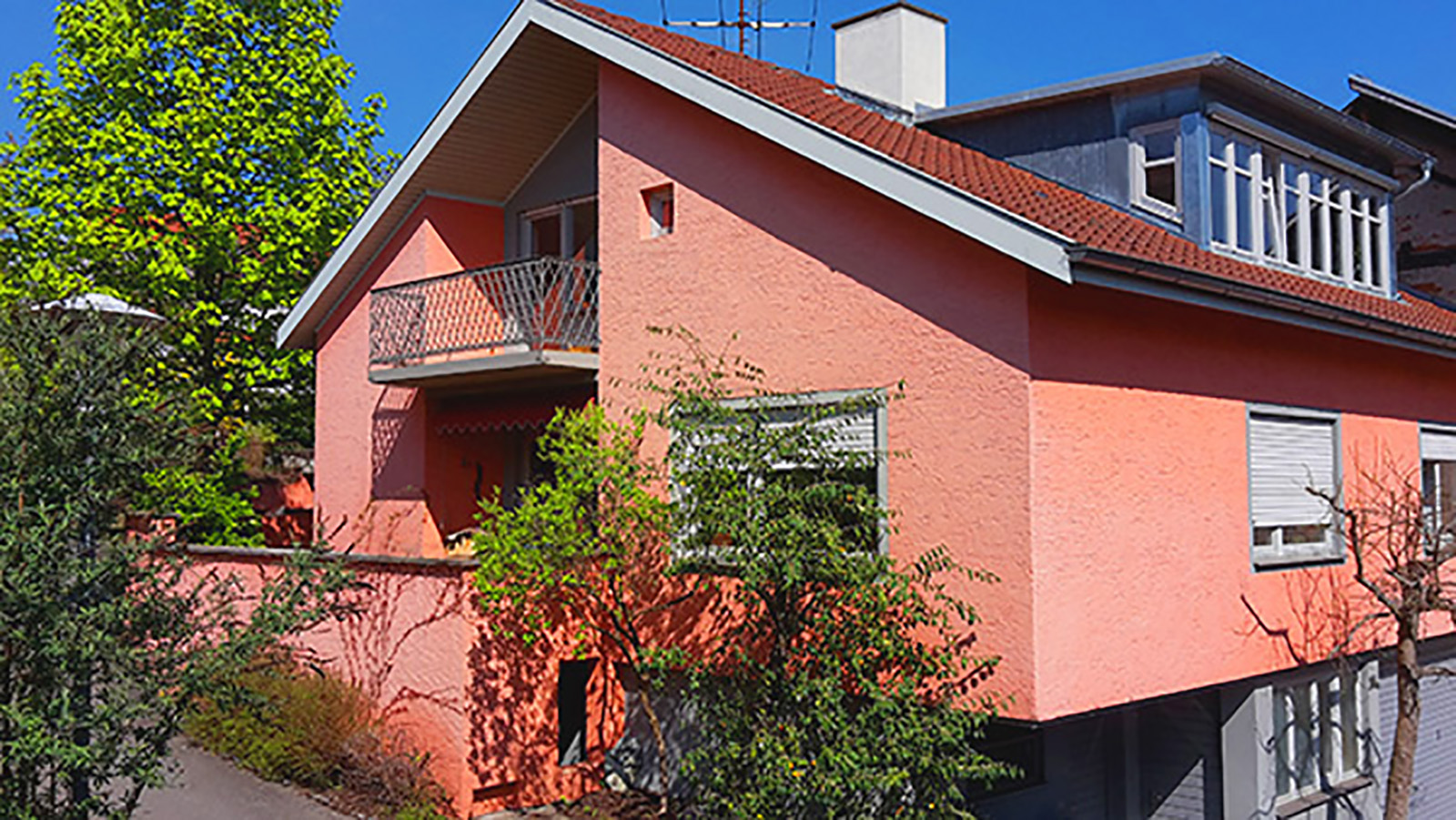 Holiday apartments on Lake Constance: Familienhafen - Exterior View