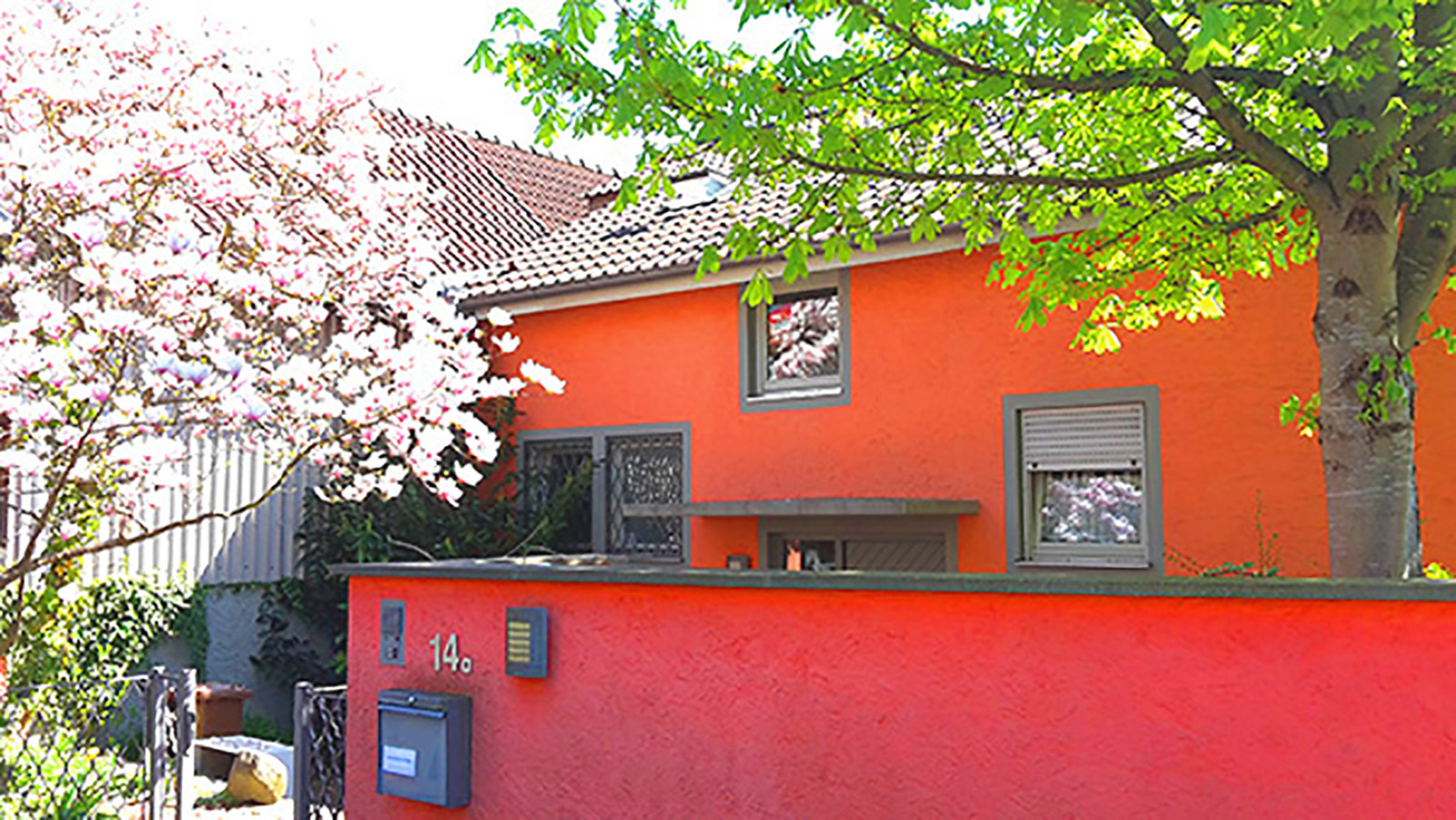 Ferienwohnung am Bodensee: Familienhafen - Außenansicht