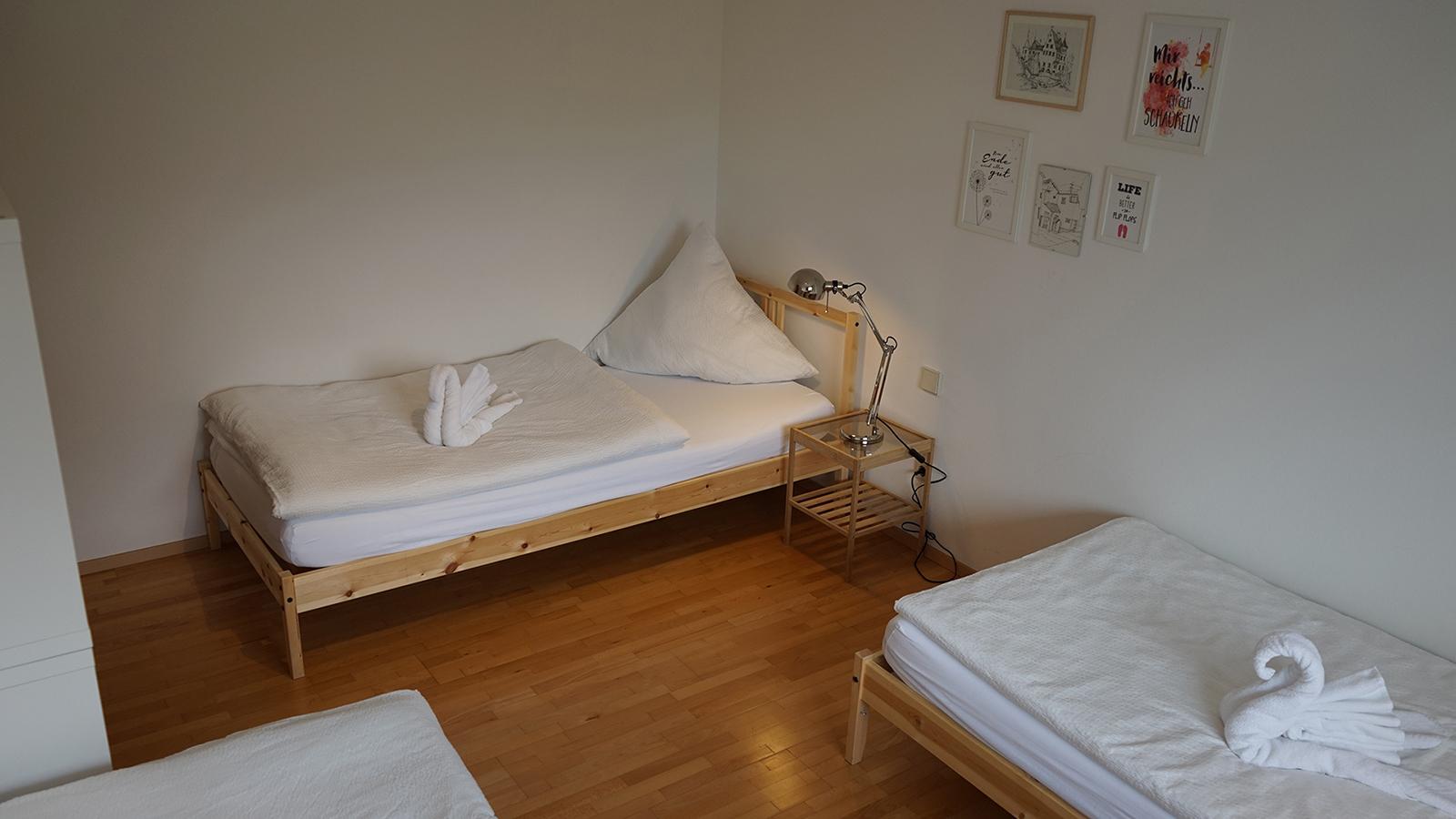 Ferienwohnung am Bodensee: Weitblick - Kinderzimmer