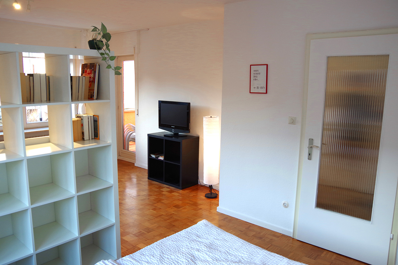 Holiday apartments on Lake Constance: Familienhafen - Living
