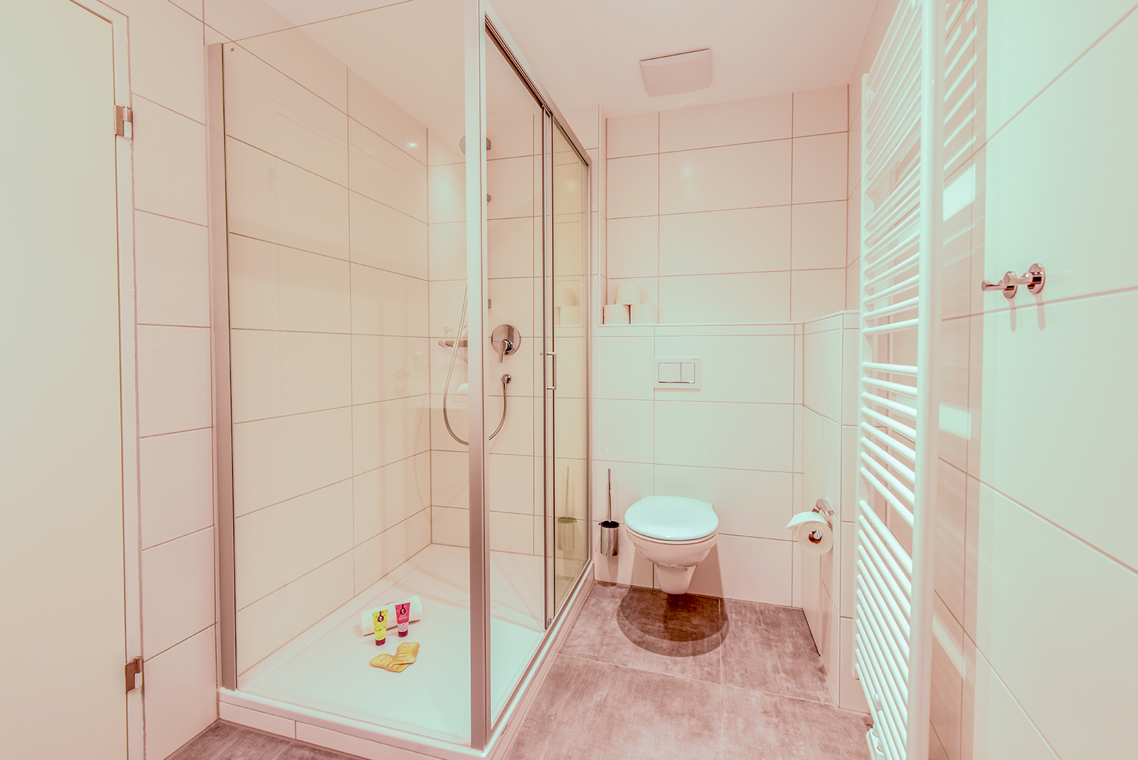 Holiday apartments on Lake Constance: City Appartement 2 - Bathroom