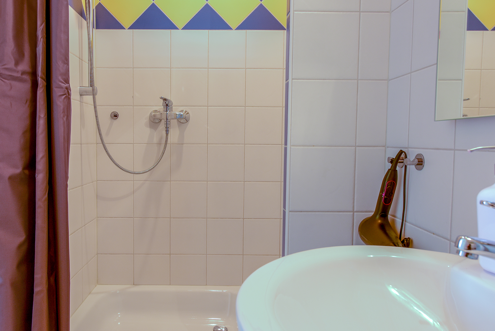 Holiday apartments on Lake Constance: Seeblüte - Bathroom