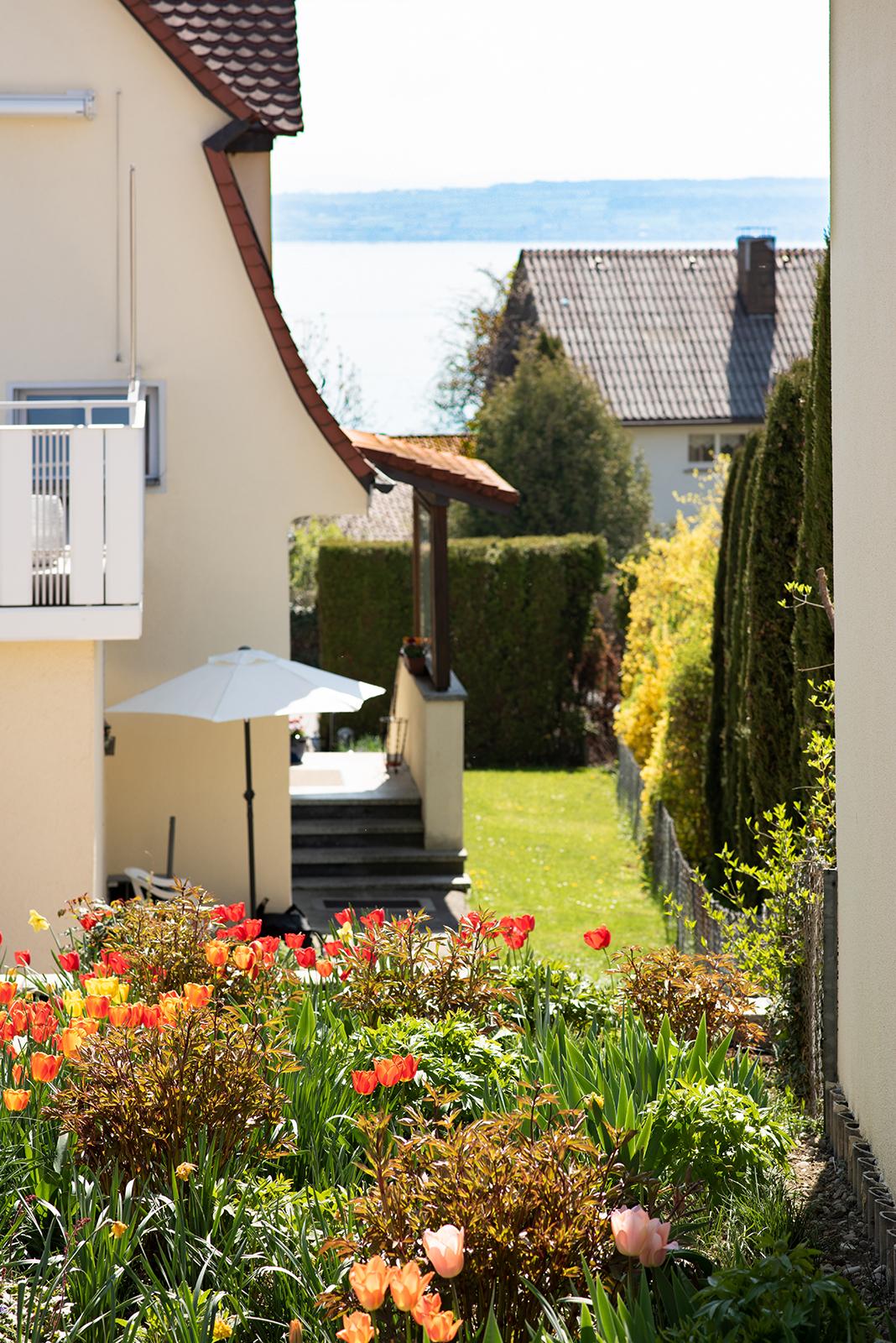 Ferienwohnung am Bodensee: Meersburg - Eingangsbereich