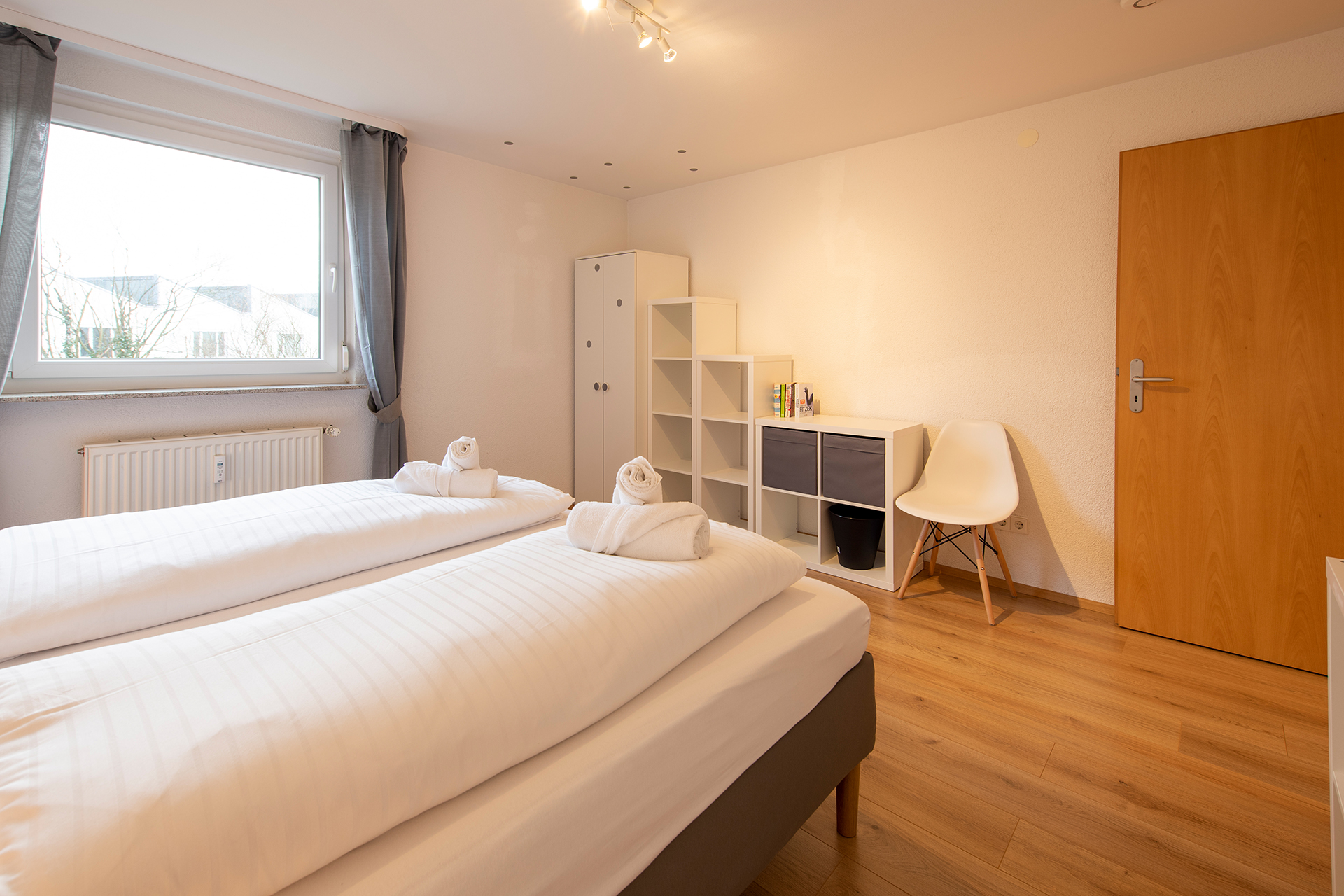 Holiday apartments on Lake Constance: Markdorf - Bedroom 3