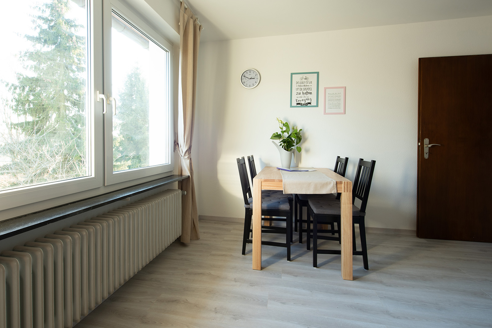 Holiday apartments on Lake Constance: Ittendorf - Dining Area