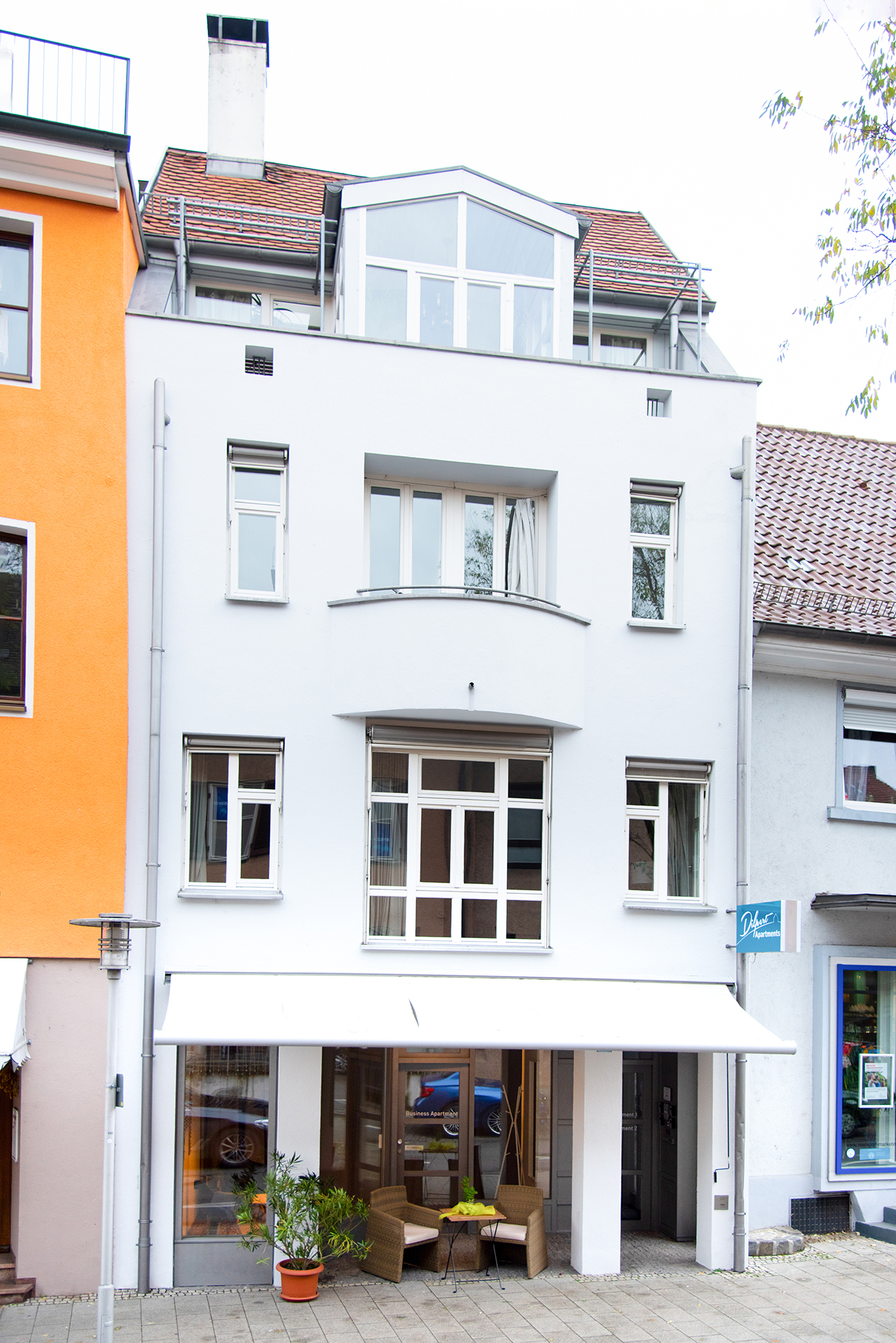 Business apartment on Lake Constance - Exterior View