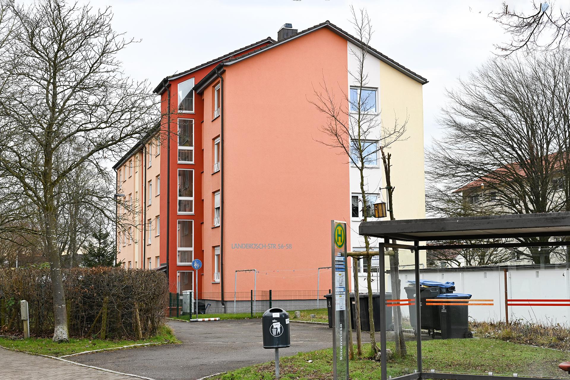Ferienwohnung am Bodensee: Friedrichshafen - Außenansicht