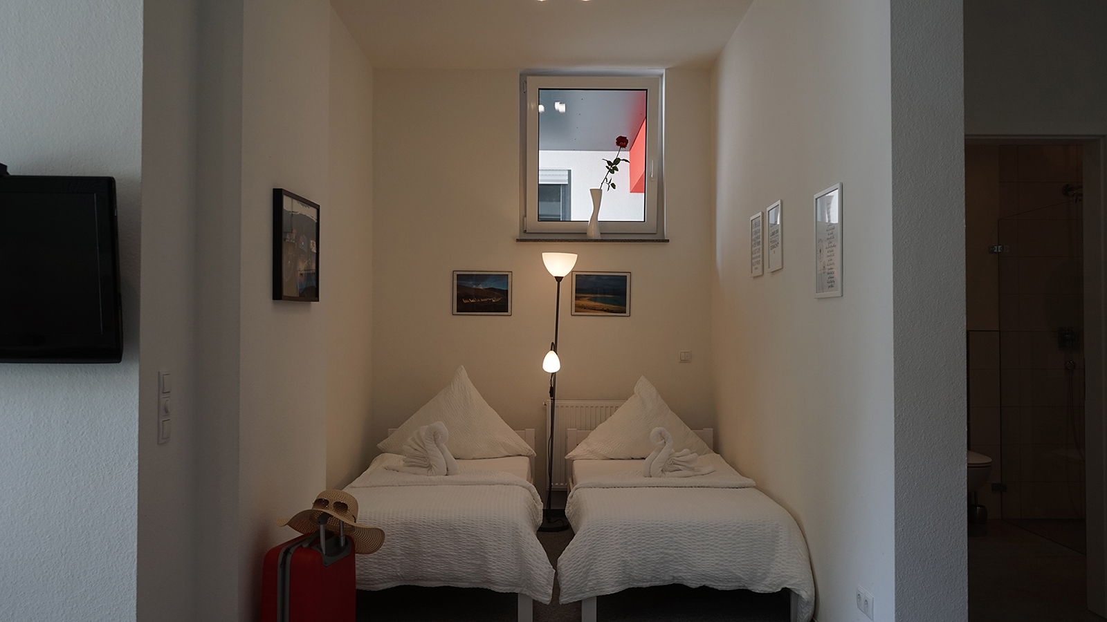 Holiday apartments on Lake Constance: Deluxe - Additonal Bed