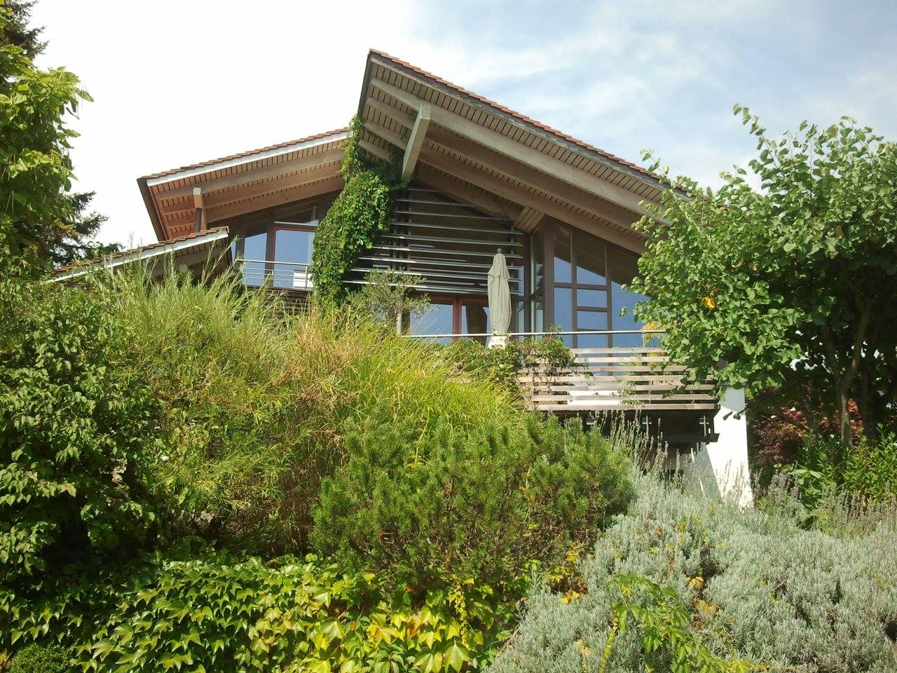 Holiday apartments on Lake Constance: Schillerstraße - Exterior View