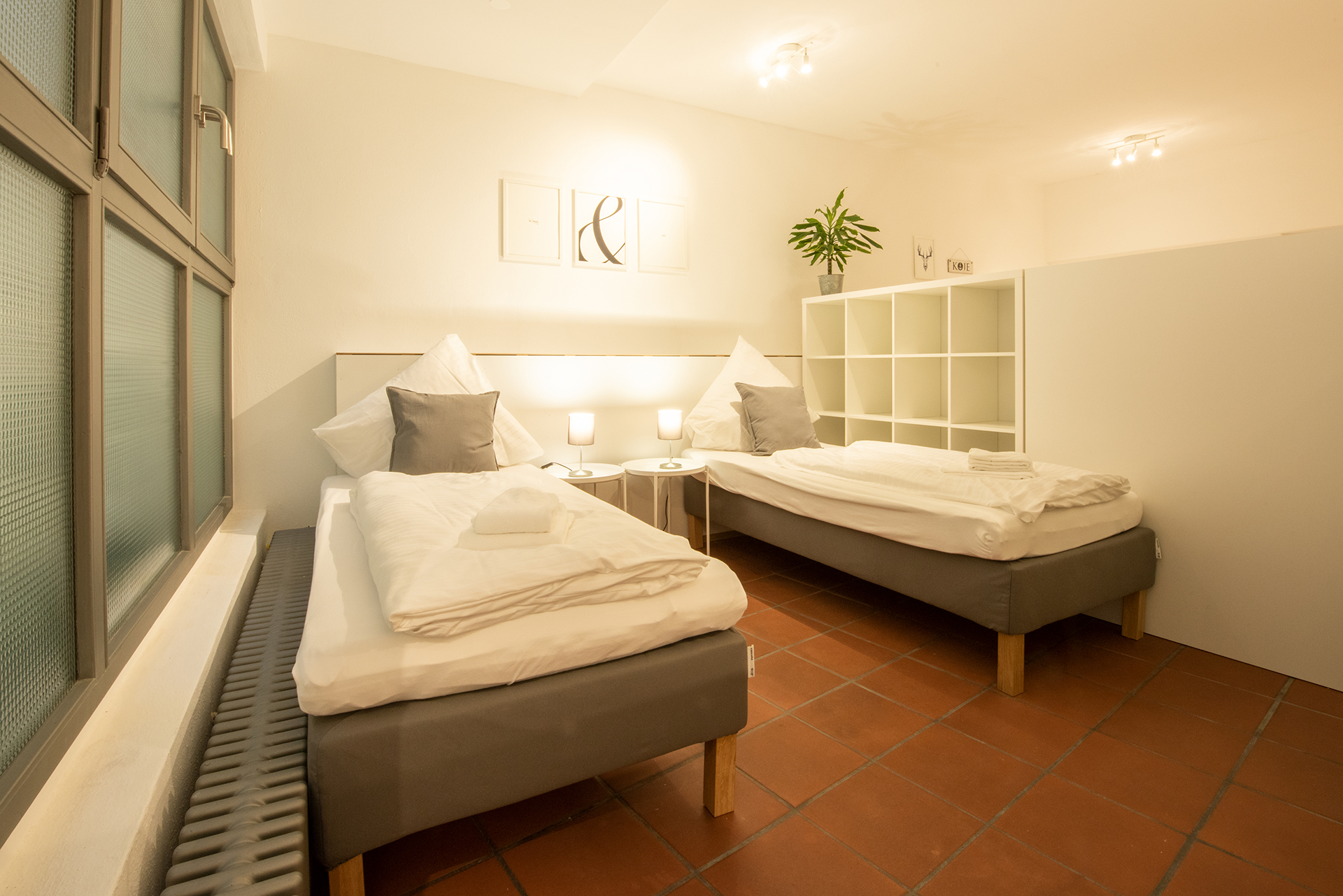 Business apartment on Lake Constance - Sleeping Area 2