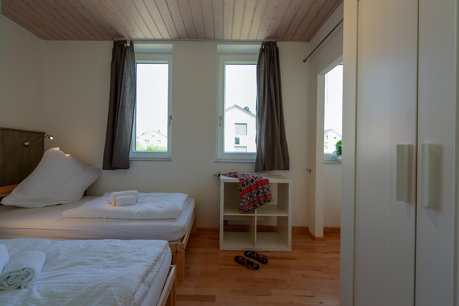 Holiday apartments on Lake Constance: Seeblüte - Bedroom