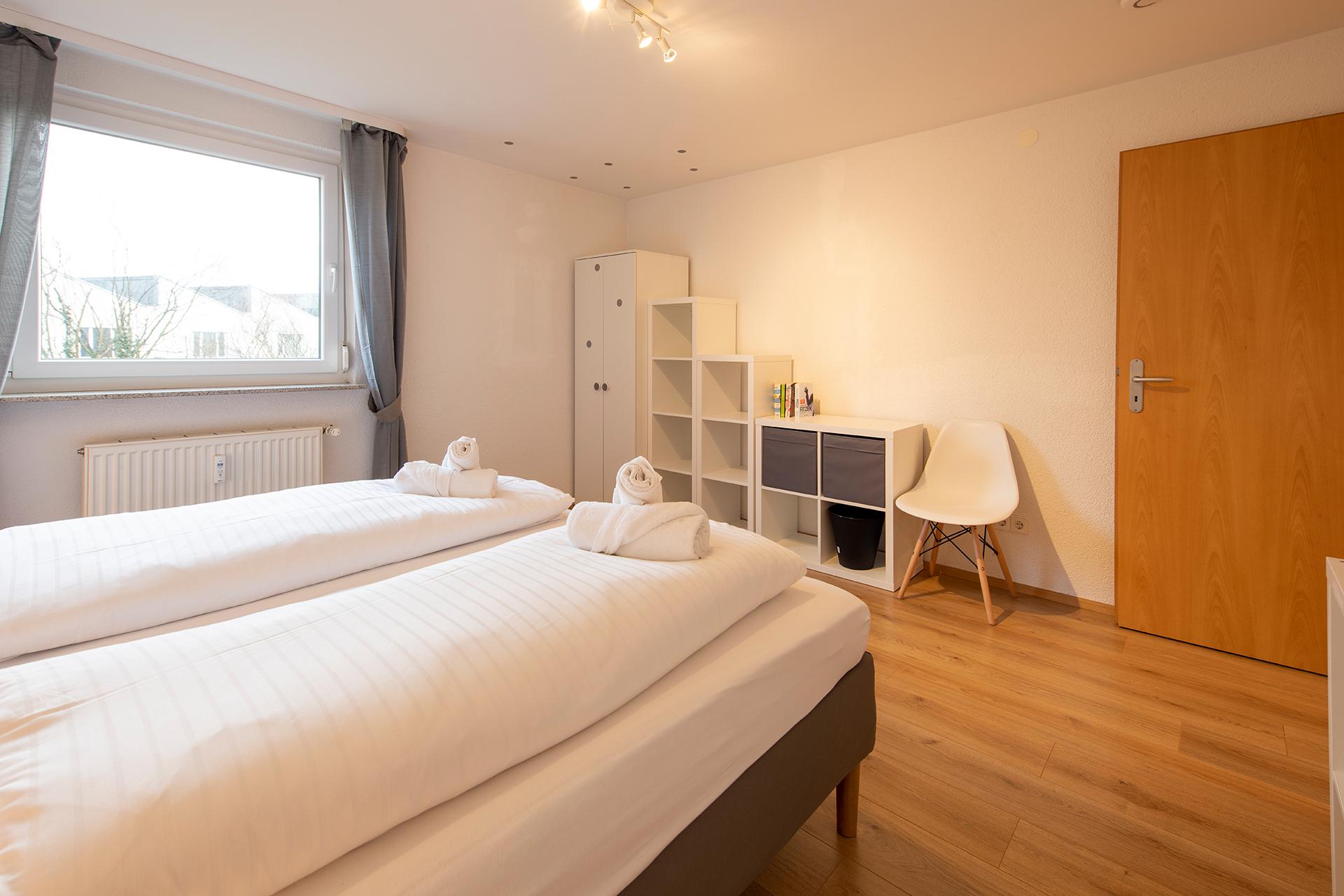 Ferienwohnung am Bodensee: Markdorf - Schlafzimmer 3