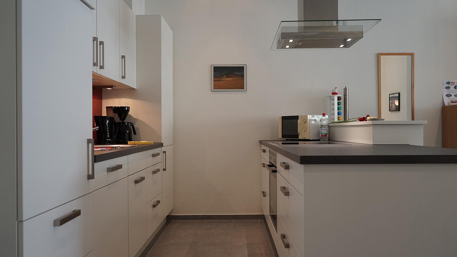 Ferienwohnung am Bodensee: Deluxe - Küche