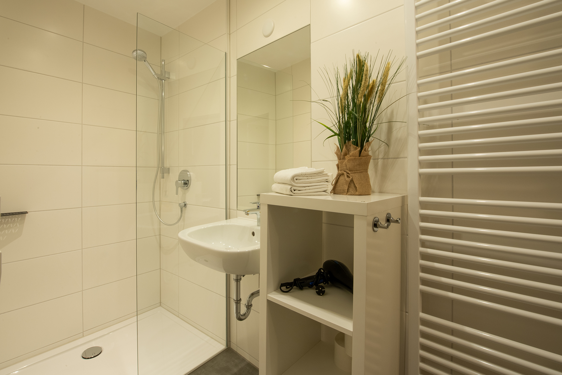 Business apartment on Lake Constance - Bathroom