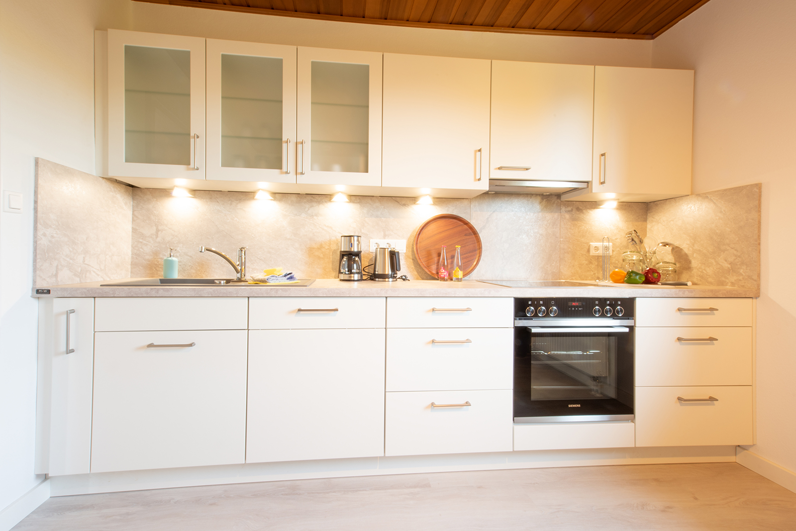Holiday apartments on Lake Constance: Markdorf - Kitchen