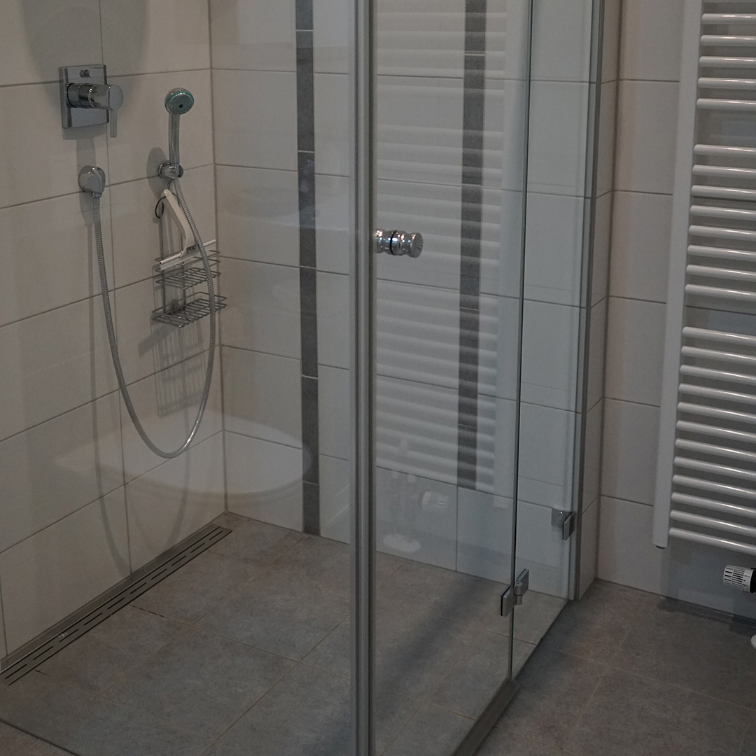 Holiday apartments on Lake Constance: Deluxe - Bathroom