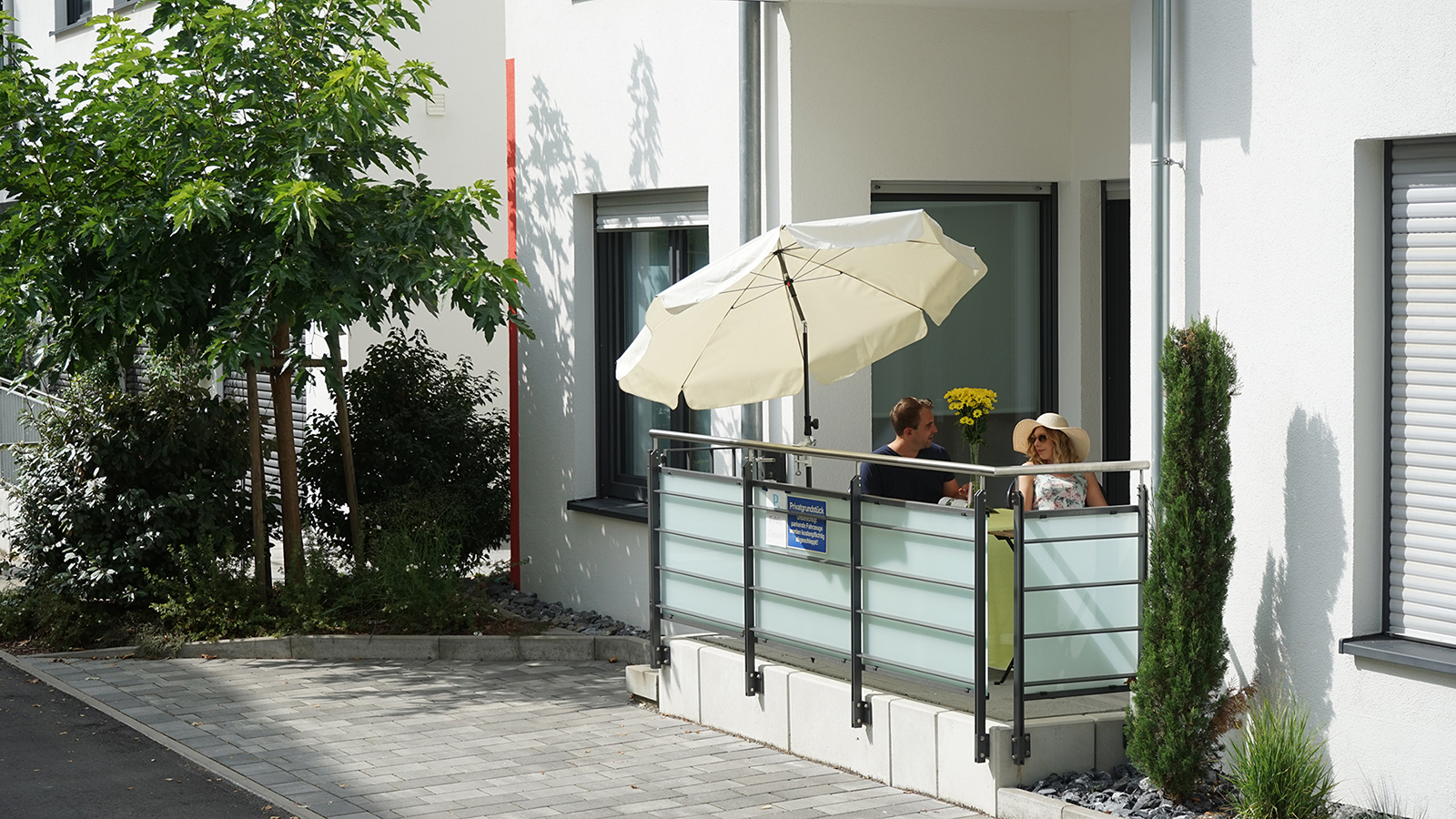 Holiday apartments on Lake Constance: Deluxe - Exterior View