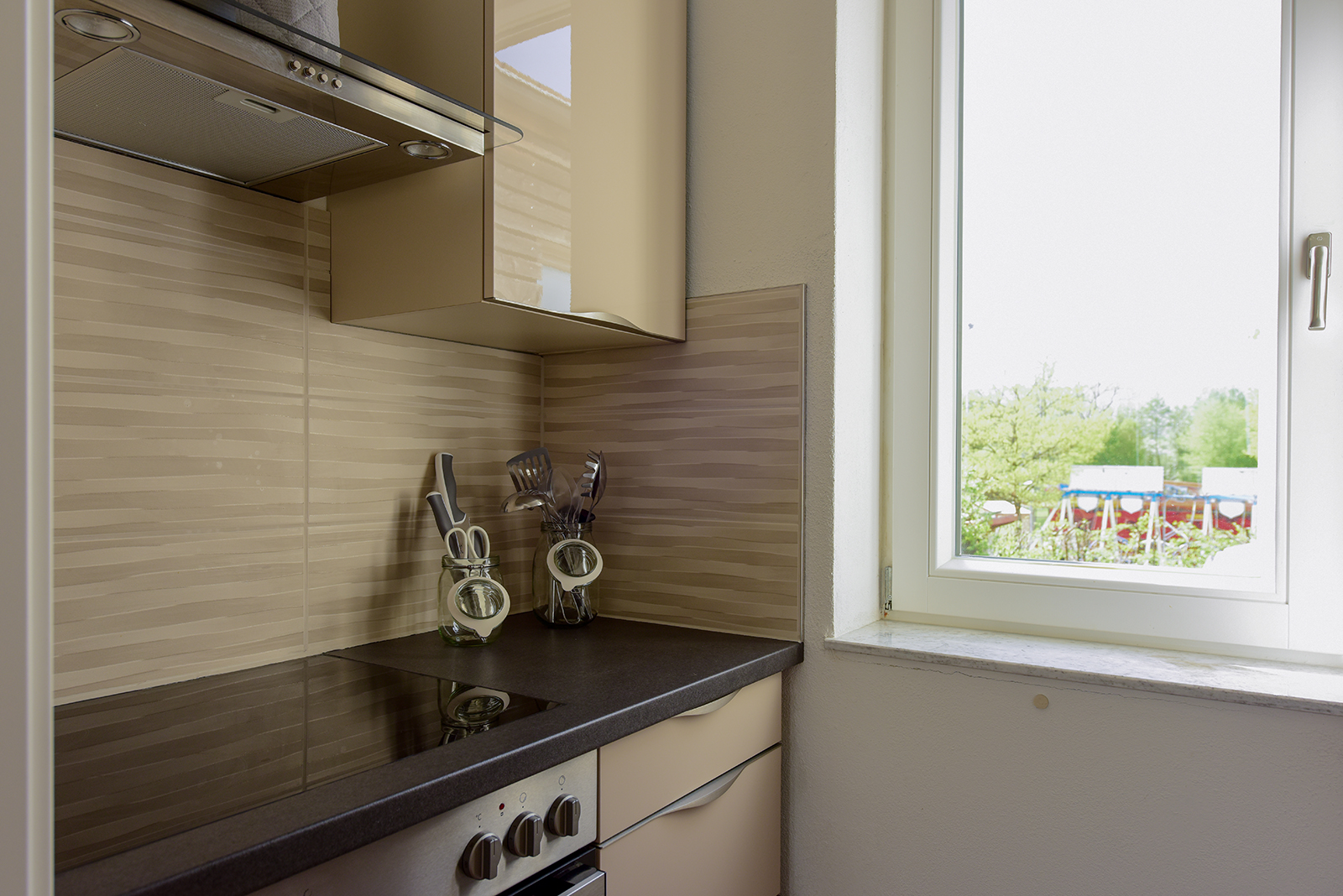 Holiday apartments on Lake Constance: Seeblüte - Kitchen