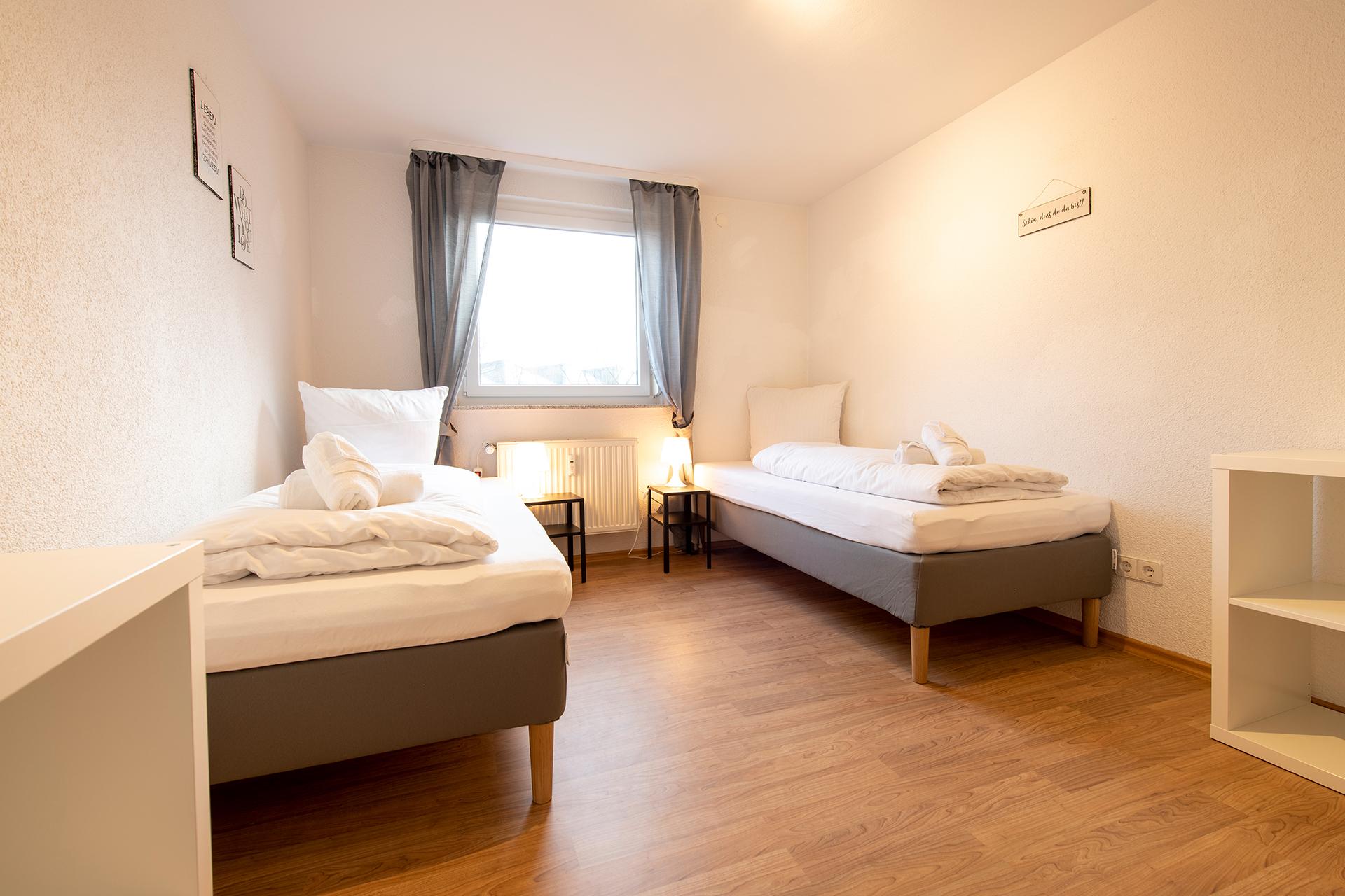 Ferienwohnung am Bodensee: Markdorf - Schlafzimmer 2