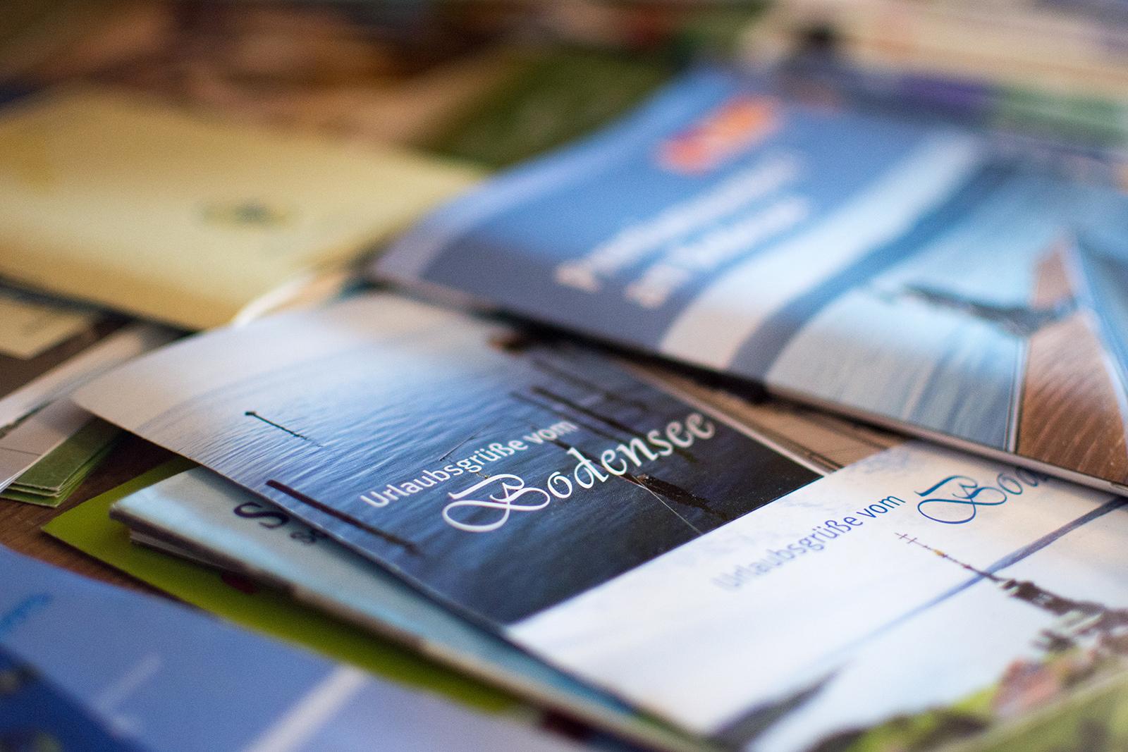 Ferienwohnung am Bodensee: Schillerstraße - Flyer