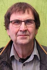 Kassierer Reinhard Herbst