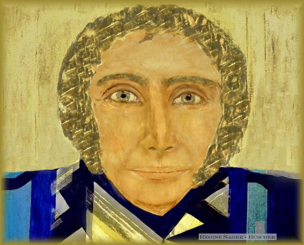 Man portrait / Regine Sager-Buschek