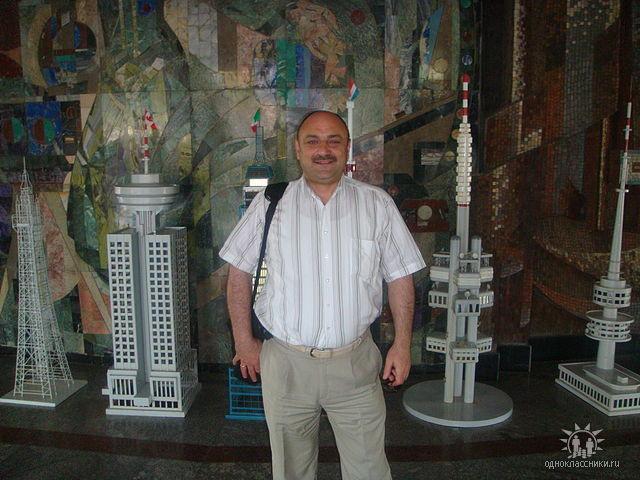 в Ташкенте в телецентре