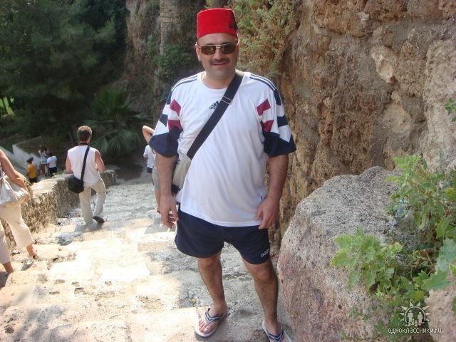 В Турции, преображаюсь