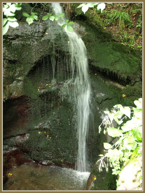 Cascades de l'Erzenbach