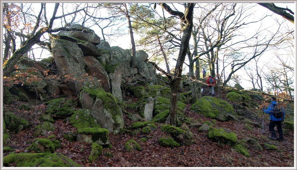 Rocher de l'Ehrbergkopf