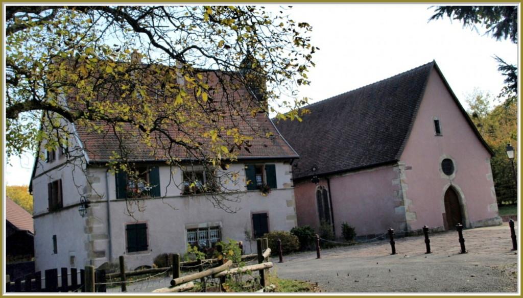 La chapelle du Val du Pâtre