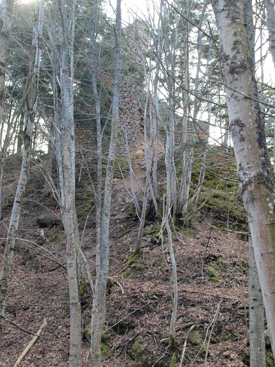 Ruines du Strohbourg