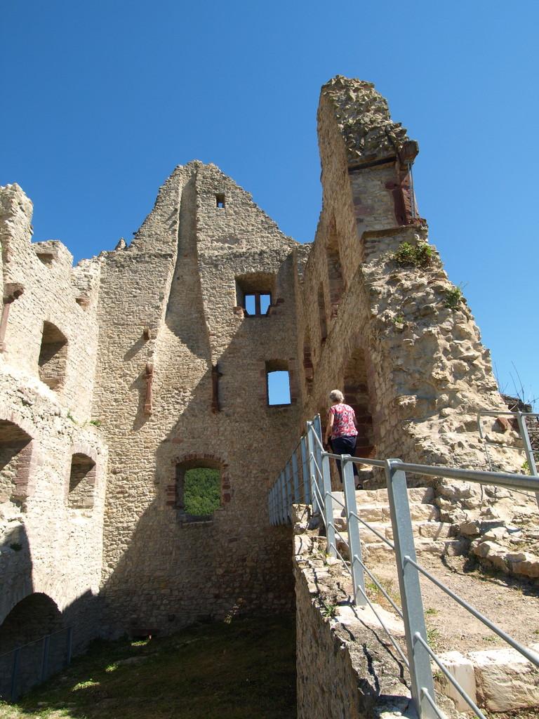 Landeck : obere Burg